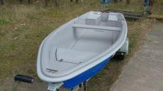 Ruderboot / Motorboot Allrounder IV für 4 Personen