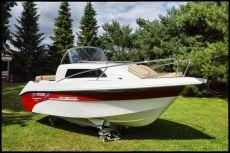 SeaRider 475 Cabin Fun Kajütboot