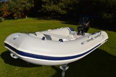Mercury Ocean Runner 290 PVC