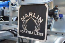 Schmutzfänger mit Marlin Logo