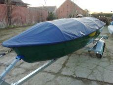 Ruderboot Anka Plane mit Spriegeln