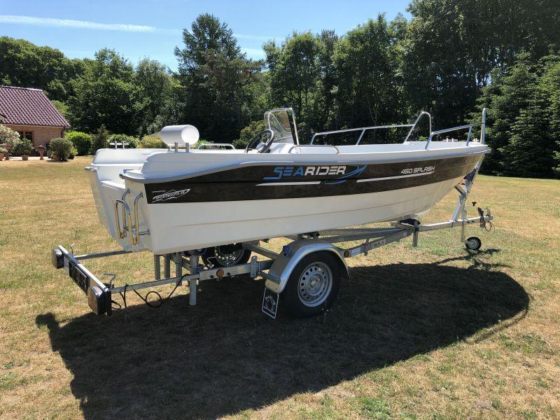harbeck trailer 450 kg