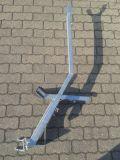 Harbeck Windenstand mit Maststütze für Segelboote