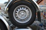 Ersatzrad / Komplettrad 5-Loch, 185/R14 900kg
