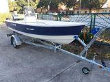 SeaRider 420 Hobby + Mercury 15 PS + Marlin BT 500