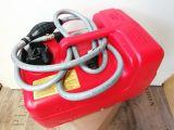 12 Liter Tank Quicksilver mit Tankleitung